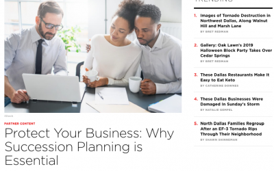 Protect Your Business: Why Succession Planning is Essential