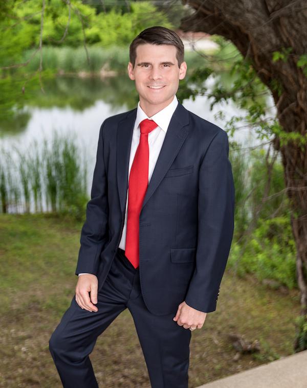 Michael Presbitero selected to participate in Leadership Plano Class 38